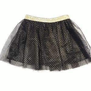 Other - Gold Polka Dot Mesh Tutu